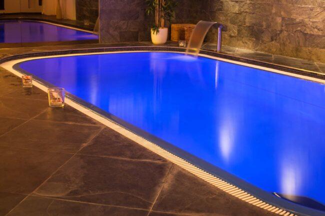 Obdélníkový bazén