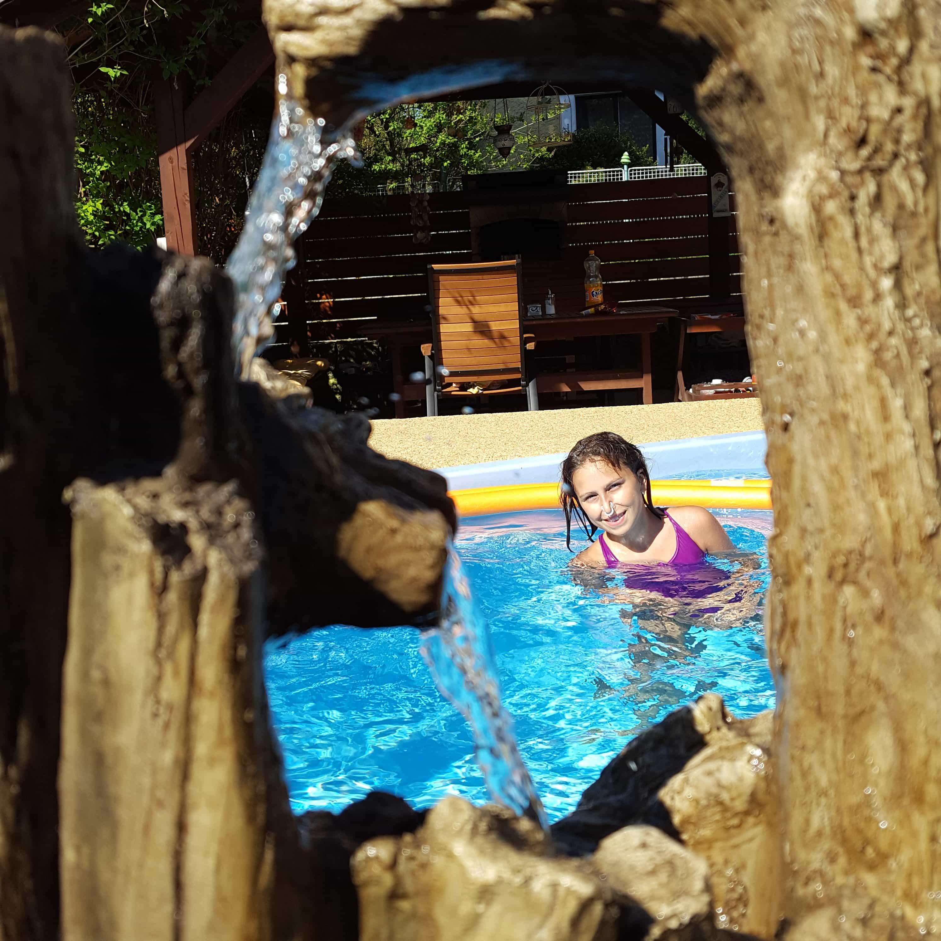 Stavba bazénu povolení