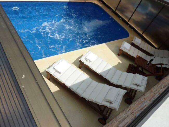 hotový bazén