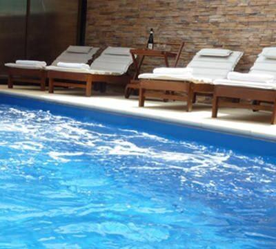 Údržba vody a bazénu