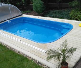 Exotický bazén Malorka