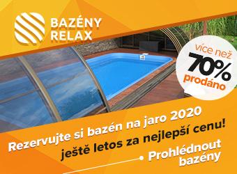 Bazény s garancí ceny a termínu