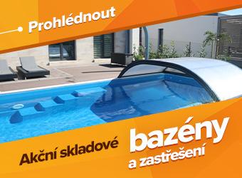 Skladové bazény