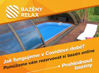 Objednejte si bazén online